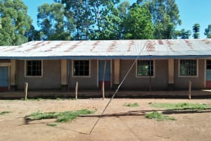 The Water Project: Shitsava Primary School -  Classrooms