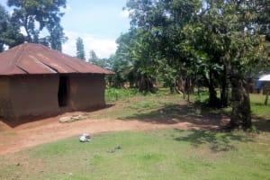 The Water Project: Musango Community, Ham Mwenje Spring -  Household