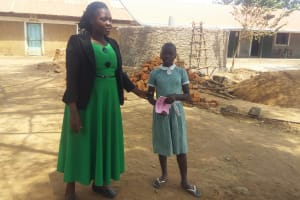 The Water Project: Shibale Primary School -  Suleiman