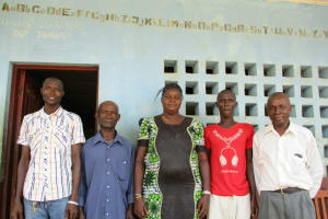 The Water Project: Sankoya Community, Prophecy Primary School -  Staff