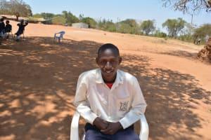 The Water Project: Kyanzasu Secondary School -  Emmanuel Muindi