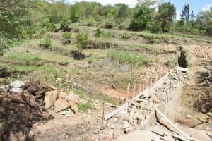 The Water Project: Kithumba Community -  Asdf_kakwa Shg_sd Construction_phase Iii