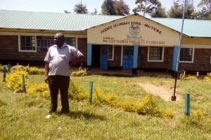 The Water Project: Muyere Secondary School -  Headteacher