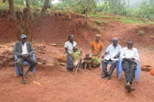 The Water Project: Kathuni Community A -  Group Members