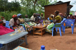 The Water Project: Kyumbe Community A -  Training