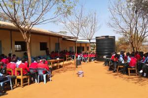 The Water Project: Ikaasu Secondary School -  Training