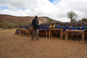 The Water Project: Kivani Primary School -  Training
