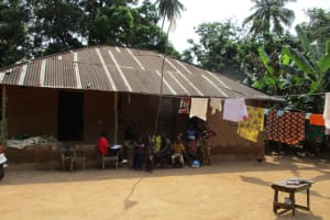 The Water Project: Kipolo Community -  Household