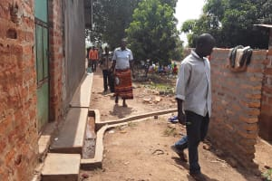 The Water Project: Rwentale-Kyamugenyi Community -  Transect Walk
