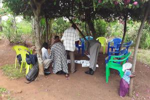 The Water Project: Byebega-Kirisa Community -  Training