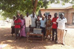 The Water Project: Rubona Kyagaitani Community -  Training