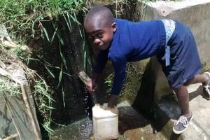 The Water Project: JM Rembe Primary School -  Kobala Spring