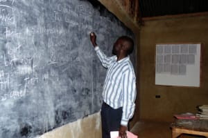 The Water Project: Shamalago Primary School -  Teacher