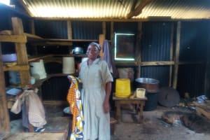 The Water Project: Shanjero Secondary School -  School Cook