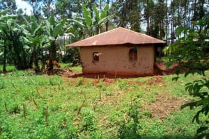The Water Project: Ikonyero Community, Jesse Spring -  Household