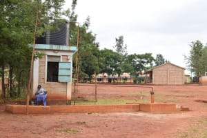 The Water Project: Mbuuni Secondary School -  Community Borehole