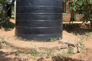 The Water Project: Kitandi Primary School -  Plastic Tanks