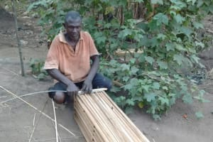 The Water Project: Sanya Community -  The Furniture Maker In Action