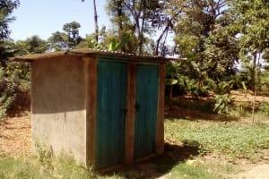 The Water Project: Muyere Secondary School -  Latrines