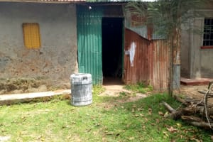 The Water Project: Musango Community, M'muse Spring -  Household