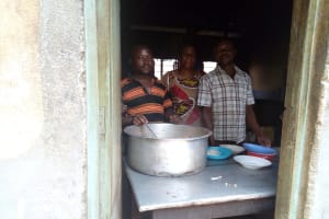 The Water Project: Imbale Secondary School -  School Cooks
