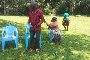 The Water Project: Matsakha A Community, Kombwa Spring -  Mr Shem Wafula