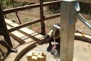 The Water Project: Rubona Kyagaitani Community -  Clean Water