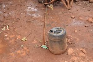 The Water Project: Mbuuni Secondary School -  Dry Tap