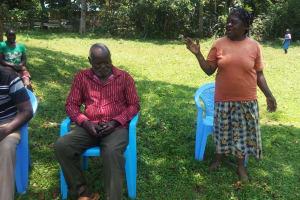 The Water Project: Matsakha A Community, Kombwa Spring -  Doricus Mulunda