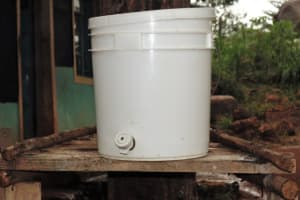 The Water Project: Shamalago Primary School -  Empty Hand Washing Station