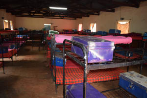 The Water Project: Kaani Lions Secondary School -  Dormitory