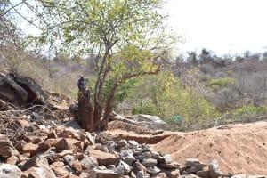 The Water Project: Katuluni Community -  Sand Dam Construction