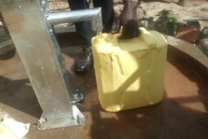 The Water Project: Byebega-Kirisa Community -  Clean Water