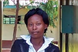 The Water Project: JM Rembe Primary School -  Teacher Alice Wamane