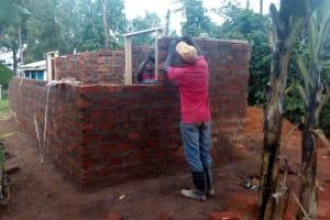 The Water Project: Gidagadi Primary School -  Tank Construction