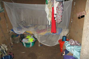 The Water Project: Sanya Community -  Inside Home