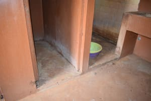 The Water Project: Kaani Lions Secondary School -  Bathing Shelters