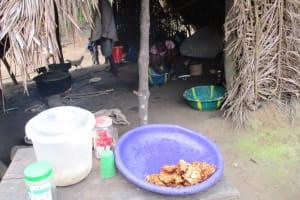 The Water Project: Sanya Community -  Kitchen