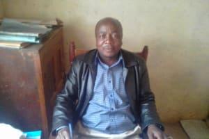The Water Project: Chebunaywa Primary School -  Headteacher Indeche
