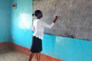 The Water Project: El'longo Secondary School -  Training