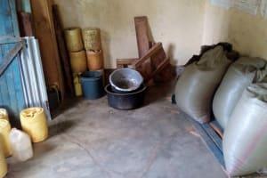The Water Project: Esibeye Primary School -  Food Storage
