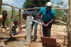 The Water Project: Rubani-Kyawalayi Community -  Clean Water