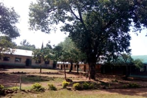 The Water Project: Esibeye Primary School -  School Compound