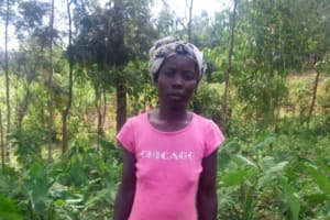The Water Project: Musango Community, M'muse Spring -  Liliam Mmuse