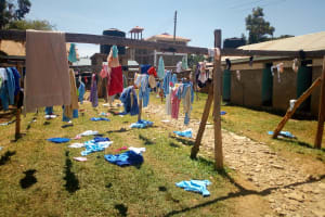 The Water Project: St. Mary's Girl's High School -  School Grounds