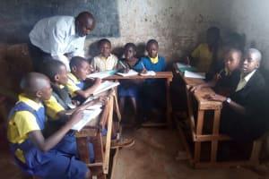 The Water Project: Gidagadi Primary School -  Training