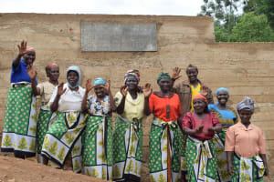 The Water Project: Kyumbe Community -  Finished Sand Dam