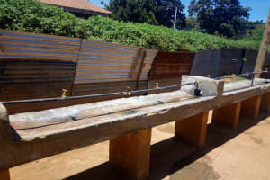 The Water Project: St. Mary's Girl's High School -  Metered Taps