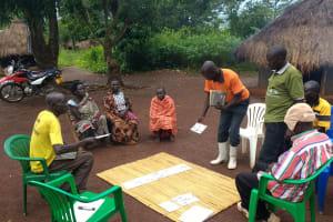 The Water Project: Rwempisi-Amanga Community -  Training