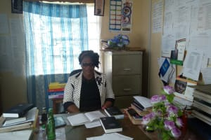The Water Project: Imbale Secondary School -  School Principal